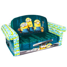 despicable me minions marshmallow furniture children u0027s 2 in 1 flip