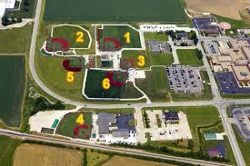 Springfield Il Zip Code Map by Lenz Field U0026 Sports Complex Llc