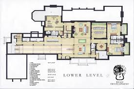 Saks Fifth Avenue Floor Plan by My Hampton Homes Southampton Real Estate