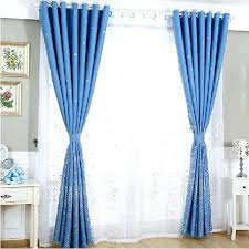 Navy Blue Curtains For Nursery Living Room Blue Curtains For Living Room Navy Blue Curtains