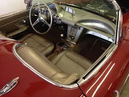61 with honduras maroon paint and fawn interior corvetteforum