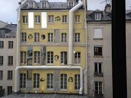 chambre sur cour vue de la chambre côté cour picture of hotel le 123 sebastopol