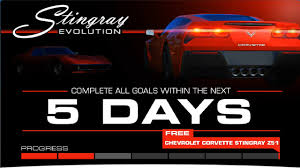 corvette stingray evolution racing 3 chevrolet corvette stingray z51 4 way drag race