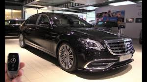 mercedes inside inside the mercedes maybach s560 s class 2018 in depth