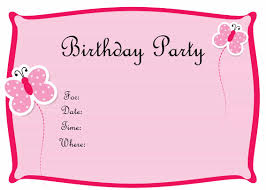 Cards For Birthday Invitation Create Girls Birthday Invitations Designs Ideas Egreeting Ecards