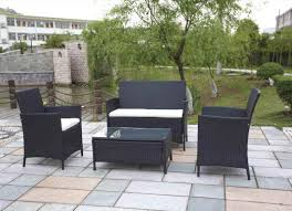 furniture round rattan garden table and chairs awesome rattan