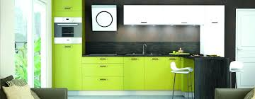 meuble cuisine vert meuble cuisine vert modele cuisine vert anis beautiful meuble