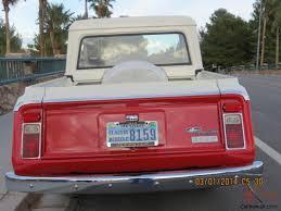 1970 jeep commando for sale new 1968 jeepster commando v6 truck half cab s match magazine