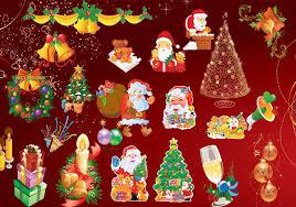 christmas free photoshop brushes at brusheezy