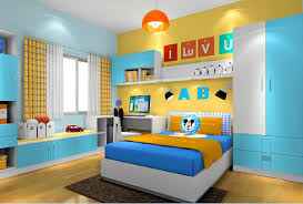 Yellow Room Decorating A Bedroom Wall Modern Wall Interior Design Ideas