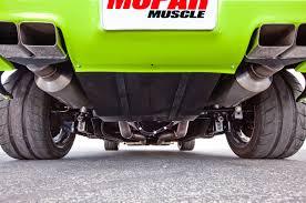 Dodge Challenger Exhaust Systems - the 1 000hp gen iii hemi 1970 dodge challenger dream car rod
