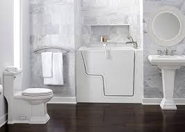 american standard press walk in bathtubs with new outward opening