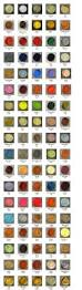 fiebing u0027s leather dye color chart crafts pinterest colour