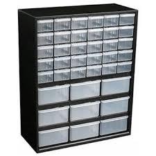 Hardware Storage Cabinet Flambeau Hardware 39 Drawer Part Storage Cabinet Free Shipping
