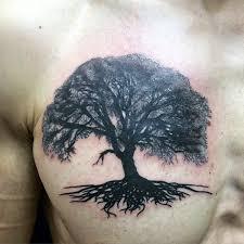 60 tree roots designs for manly ink ideas