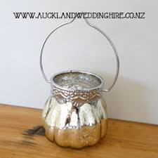 vintage tea light holders candle holders wedding and event hire auckland