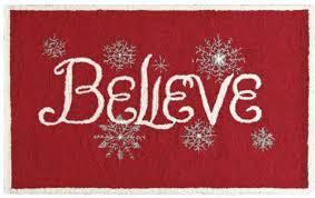 christmas washable rug 2 u0027 x 3 u0027