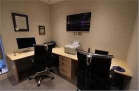 whatever home office designs for two people you choose make sure