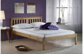 salvador 120cm 4ft small double rustic pine wooden bed frame ebay