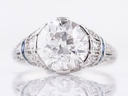 antique engagement rings vintage engagement rings filigree