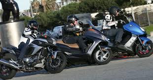 bmw c600 sport review bmw c600 sport vs honda nc700x dct vs yamaha majesty motorcyclist