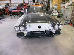 1960 chevrolet corvette 1960 chevrolet corvette and paint restoration doug jenkins