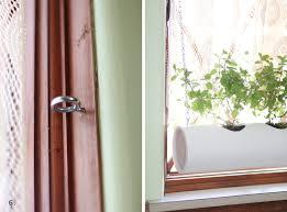 Herb Window Box Indoor Make A Floating Pvc Window Planter U2013 A Beautiful Mess