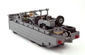amphibious truck coming august 2013 dukw amphibious truck kit brickmania blog