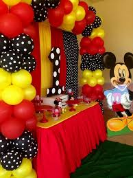 mickey mouse party decorations mickey mouse party decorations plan t20international org