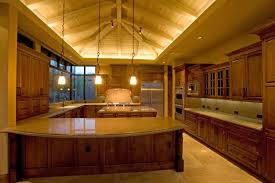 kitchen cabinets palm desert fantastic cabinetry and vaulted ceilings in this kitchen uplighting