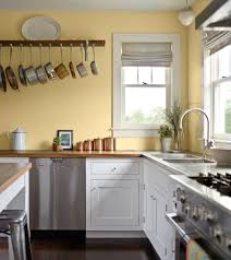 kitchen wall backsplash ideas tiles backsplash pale yellow walls and white cabinets on tile