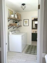 Rustic Laundry Room Decor by Simply Swider
