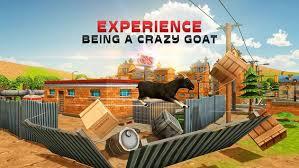 goat simulator apk goat simulator city rage 3d apk free simulation