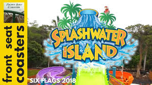 Coupons For Six Flags Splashwater Island New For 2018 At Six Flags Waterworld Concord