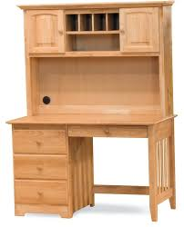 wood computer desk with hutch solid wood computer desk interior design