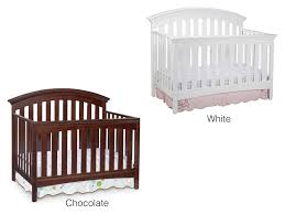 Delta Bentley 4 In 1 Convertible Crib by Delta Bentley 4 In 1 Convertible Crib Chocolate Amazon Com