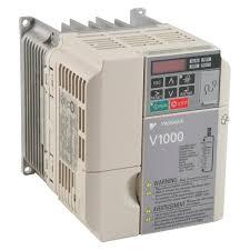 yaskawa v1000 ip20 0 75kw 1 5kw 400v 3ph ac inverter drive dbr