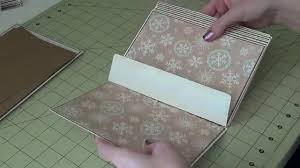 5 by 7 photo album 5x7 envelope mini album part 3 assembly