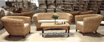 Living Room Wicker Furniture Wicker Living Room Chairs Home Design Plan