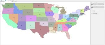 State Abbreviations Map by Spatial Data Part 1 Introduction Dave Mattingly