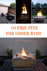 Diy Firepits 10 Cheap Diy Pits For 100 Cool Diys