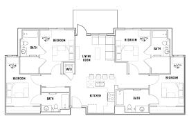 www floorplan floor plans currie student housing los angeles ca