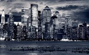 New York At Night Wallpaper The Wallpaper by New York City Wallpaper Black And White