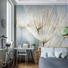 Schlafzimmer Xxl M El Fototapete Pusteblume 352 X 250 Cm Vliestapete Wandtapete