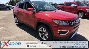 jeep compass limited red new 2018 jeep compass limited sport utility in louisville c8655