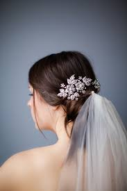 bridal hair pieces gorgeous bridal hair accessories from grace bridal musings