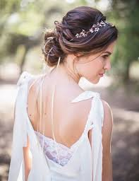 wedding hair with headband wedding hairstyles with pretty hairpieces