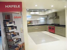 hafele kitchen designs hafele completes 10 years in india the bangalore times