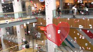 decorations for valentine u0027s day in grand mall varna bulgaria my