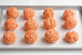 Rice Crispy Treat Pumpkins Winona U0027s Restaurant U0026 Bakery Tag Yum